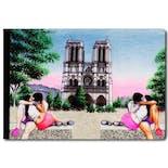Louis Vuitton Travel Book series Paris CHERI SAMBA ルイ・ヴィトンによる、イラストレーターが世界の各都市を描いたトラベルブック パリ