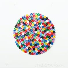 PAINTING - beads - edition [exp.01]