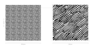 【受注生産】壁紙(Pattern of Dark #27)