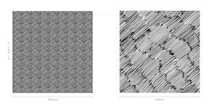 【受注生産】壁紙(Pattern of Dark #4)