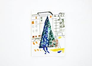 クリスマスの準備-milano