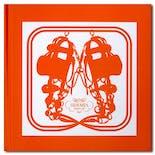 Hermes Pop-Up エルメスのアイコニックなスカーフデザインのポップアップブック