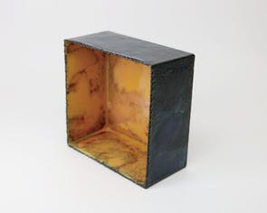 Yellow sea box