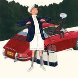 PORSCHE 911/Slowboy【サイン入】