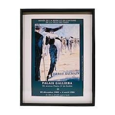 【ヴィンテージ】Pierre Balmain 40th Aniversary ルネ・グリュオー