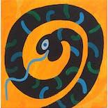 《 蛇(Naranja)》 岡田杏里
