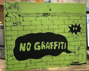 No Graffti Graffti