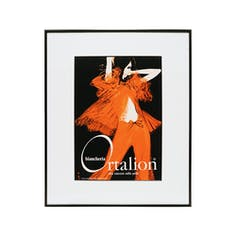 【ヴィンテージ】Ortalion(黒) ルネ・グリュオー