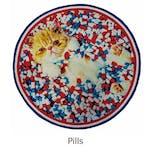 【受注生産】TOILETPAPER ラウンドラグ Pills