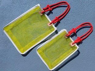 タラスキンボンカース KNOT bag(網)(Sサイズ)