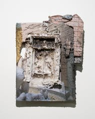 Photo Sculpture - The Gates of Hell -