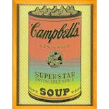 If There was impossible Campbell's Soup Cans... Super Star / miniature edition 森洋史