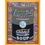 If There was impossible Campbell's Soup Cans... Galaga Minestrone / miniature edition 森洋史