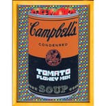If There was impossible Campbell's Soup Cans... Tomato Flowey Mix / miniature edition 森洋史