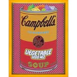 If There was impossible Campbell's Soup Cans... Vegetable LEGO Mix / miniature edition 森洋史