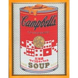 If There was impossible Campbell's Soup Cans... Hokkaido Dice Chocolate / miniature edition 森洋史