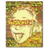 Albert Einstein × Andy Warhol × Famicom#1 森洋史