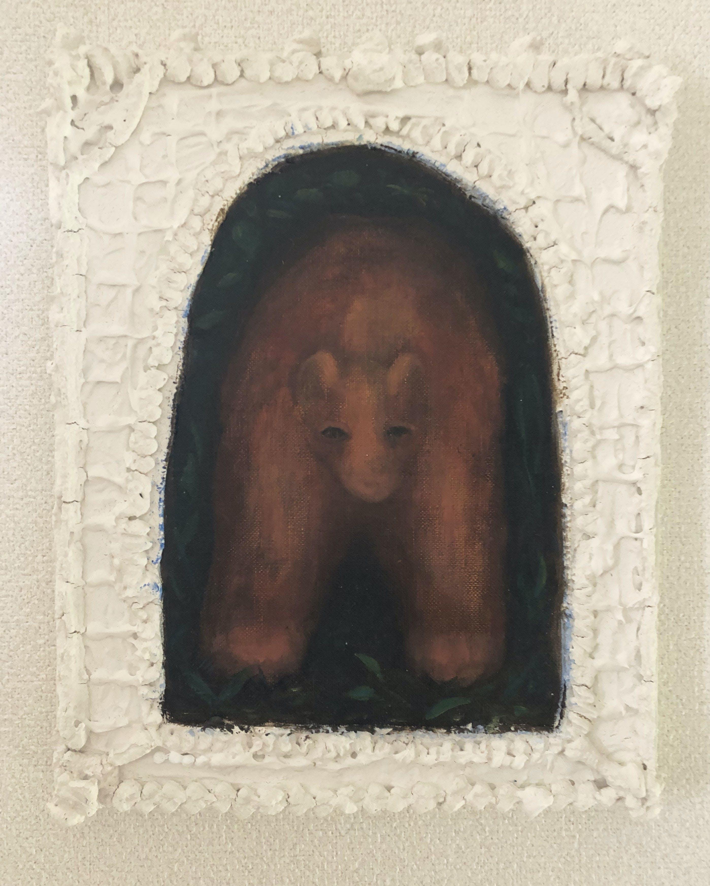 向こう側のクマ / The bear on the other side