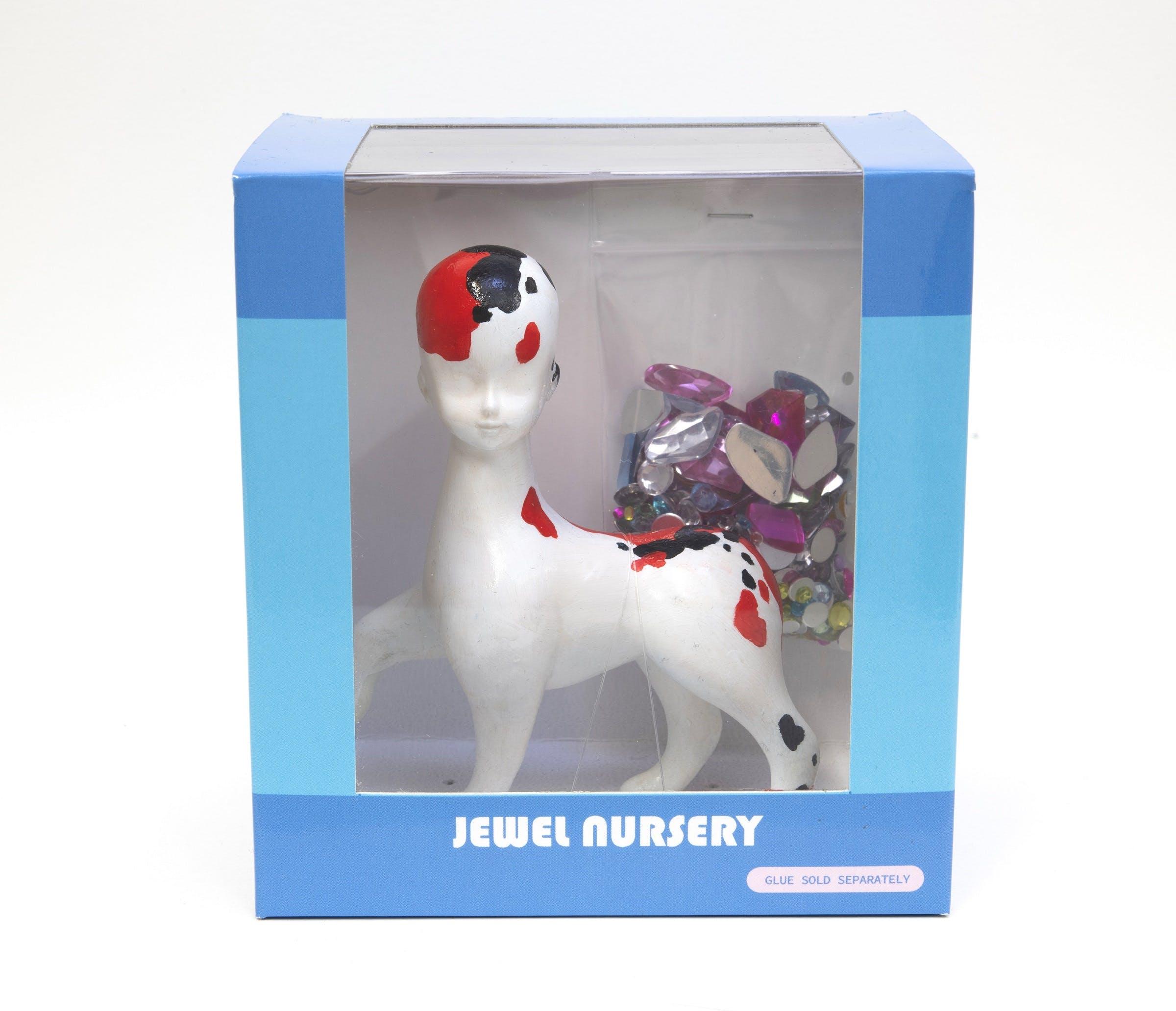 Jewel nursery/trycolor