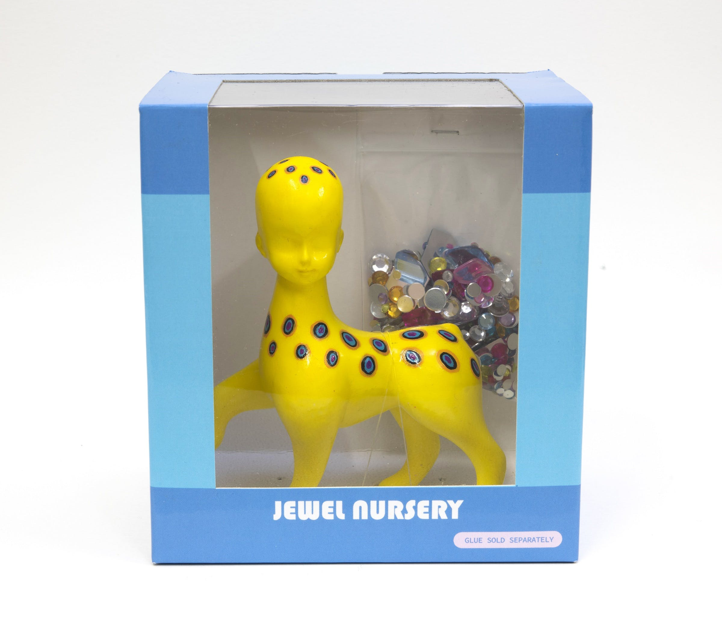 Jewel nursery/yellow