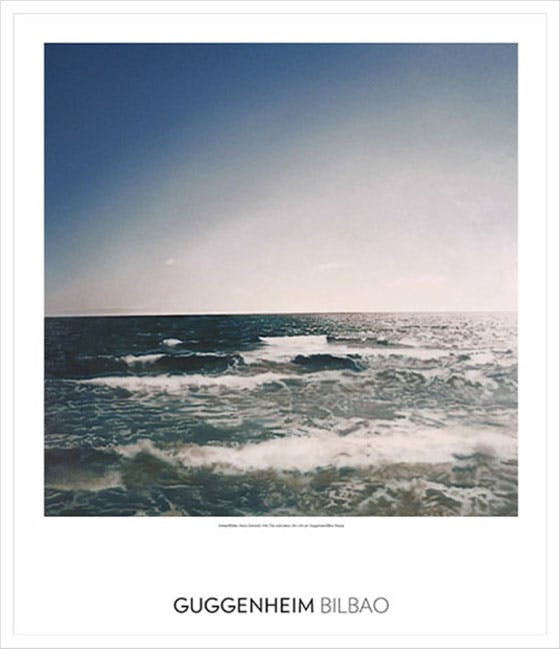 Seascape ポスター