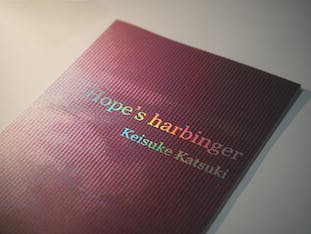 -Hope's harbinger- Booklet