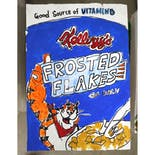 Cereal Comics(FROSTED FLAKES)