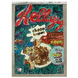 Cereal Comics(choco krispies)