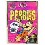 Cereal Comics(PEBBLES)