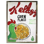 Cereal Comics(CORN FLAKES)
