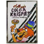 Cereal Comics(COCOA KRISPIES)