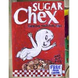 Cereal Comics(SUGAR Chex)
