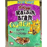 Cereal Comics(Raisin Bran Crunch)