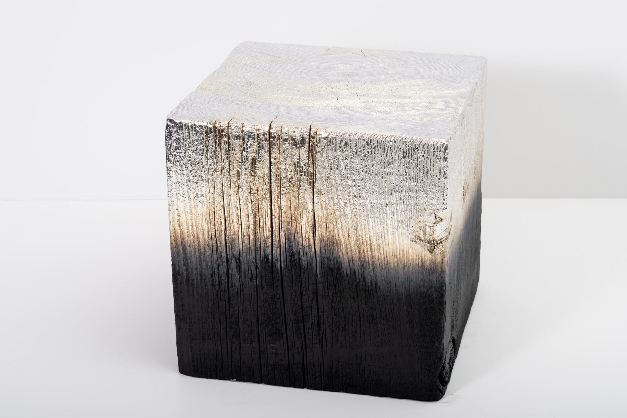 Alchemy (Shou Sugi Ban) Cube 3.19.12.8
