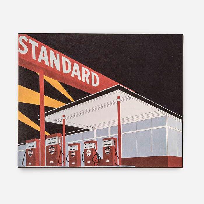 Ed Ruscha: Fifty Years of Painting